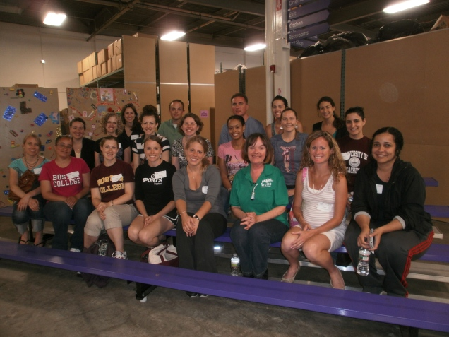 C2C Volunteer Day