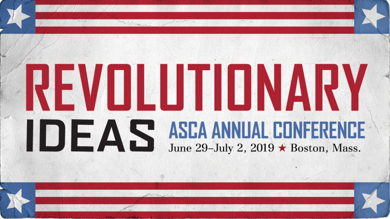 Sharing what we know at the ASCA Annual Conference – City